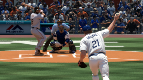 Zack Greinke MLB 15 The Show