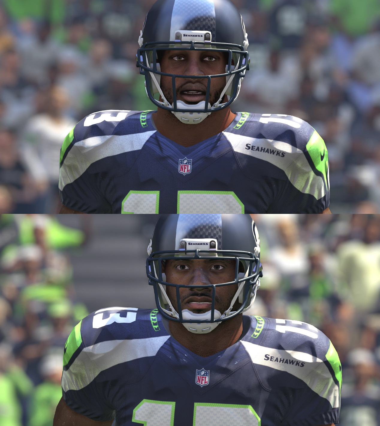 Free player likeness update improves 188 faces in Madden