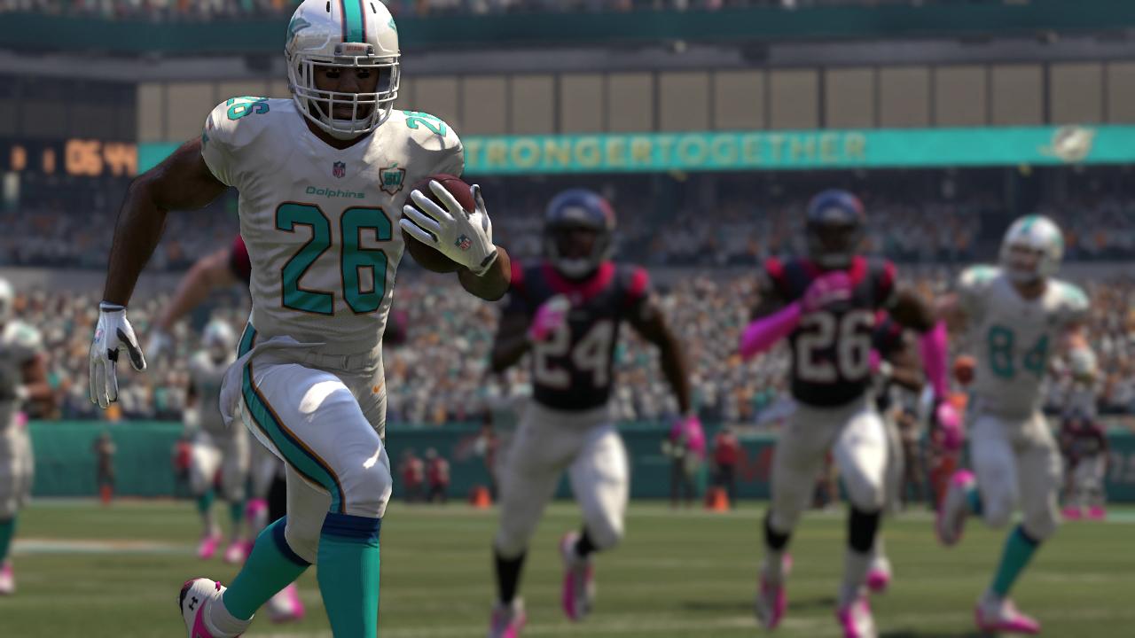 Madden NFL 16 Lamar Miller