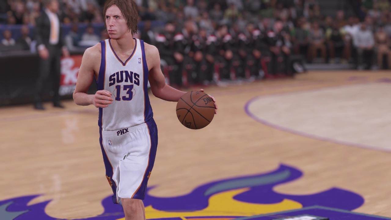NBA 2K16 classic Steve Nash