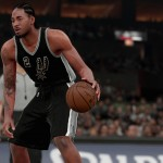 "Spurs ""Stretch"" uniforms NBA 2K16"