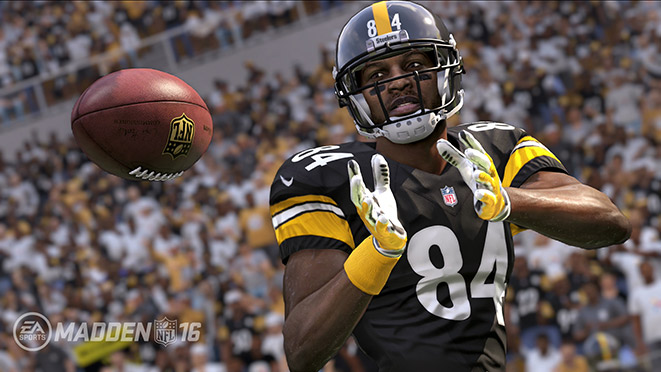 Madden NFL 16 Antonio Brown