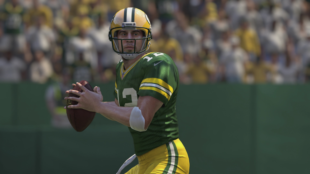 Madden NFL 16 Aaron Rodgers