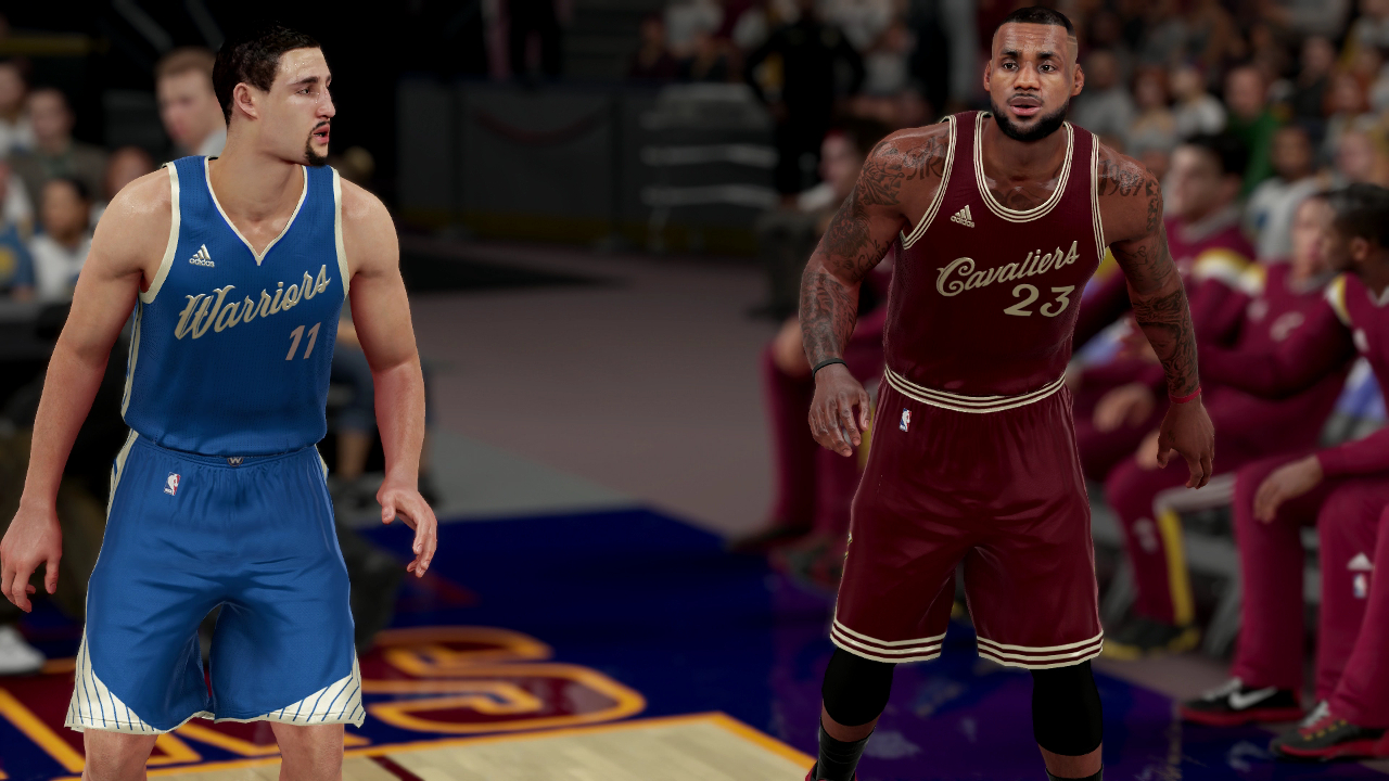 pastapadre.com » Christmas jerseys added to NBA 2K16