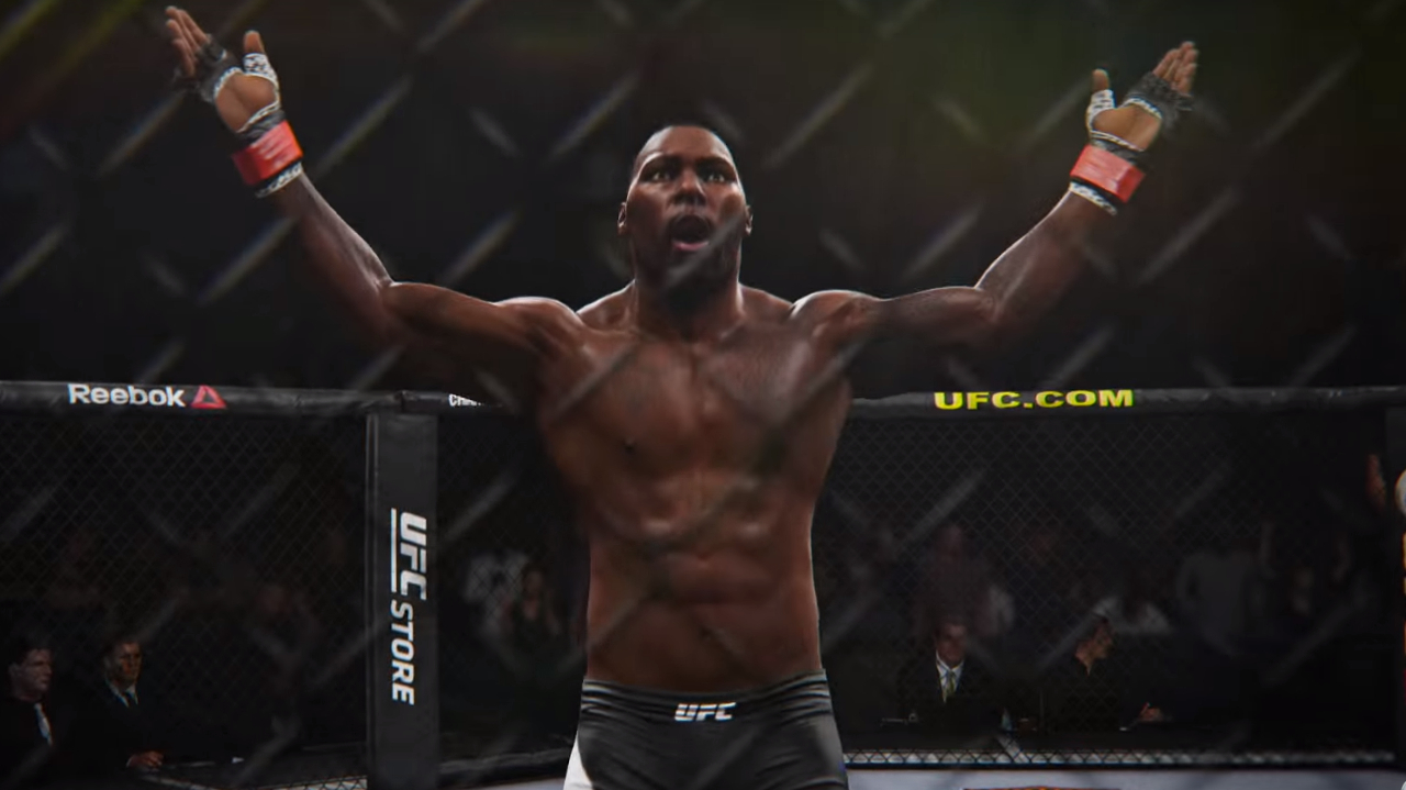EA Sports UFC 2 Anthony Rumble Johnson