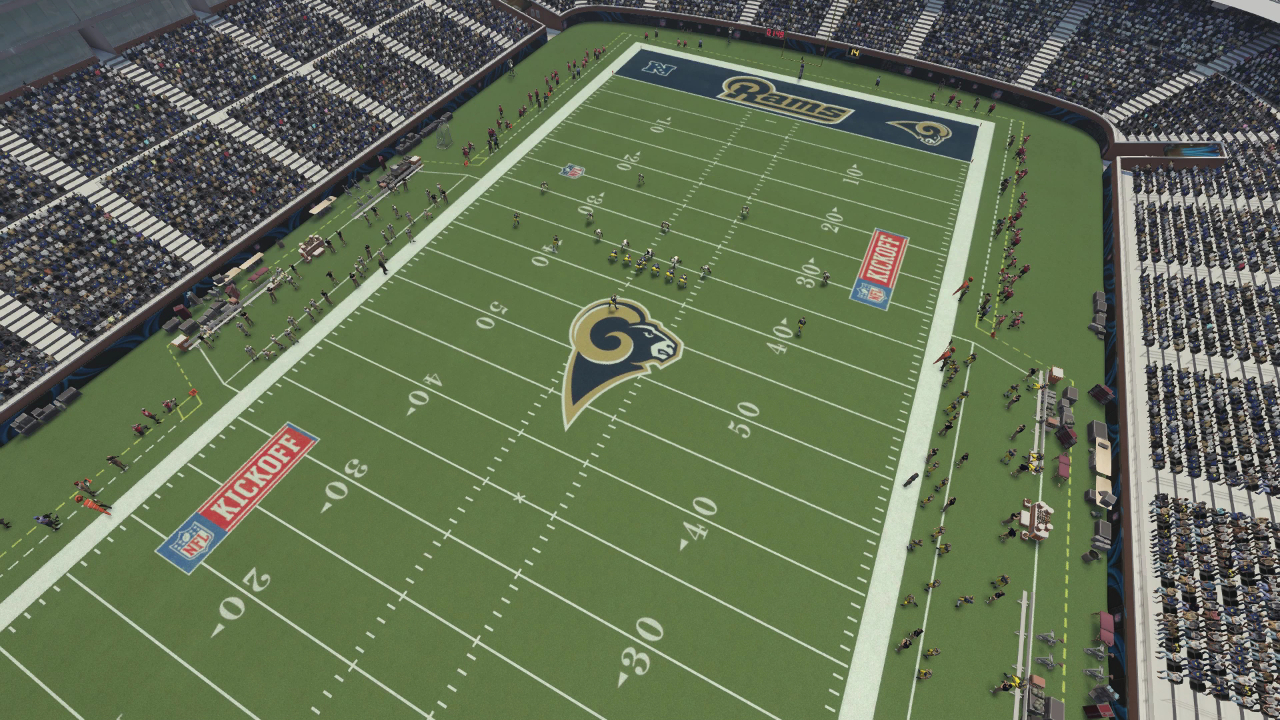 LA Rams Madden NFL 16