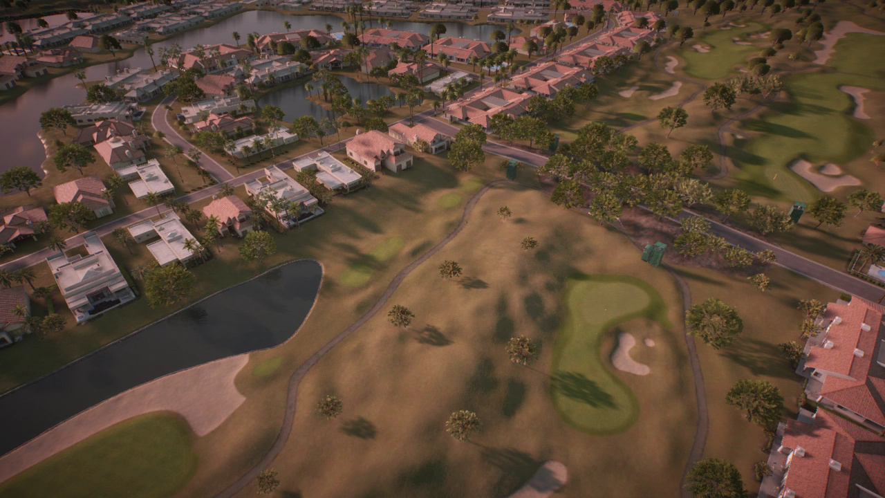 TPC Stadium Course at PGA West - Rory McIlroy PGA Tour