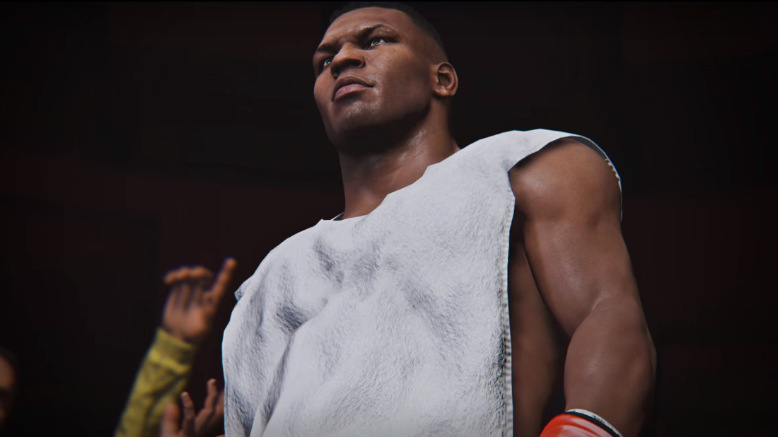 EA Sports UFC 2 Mike Tyson