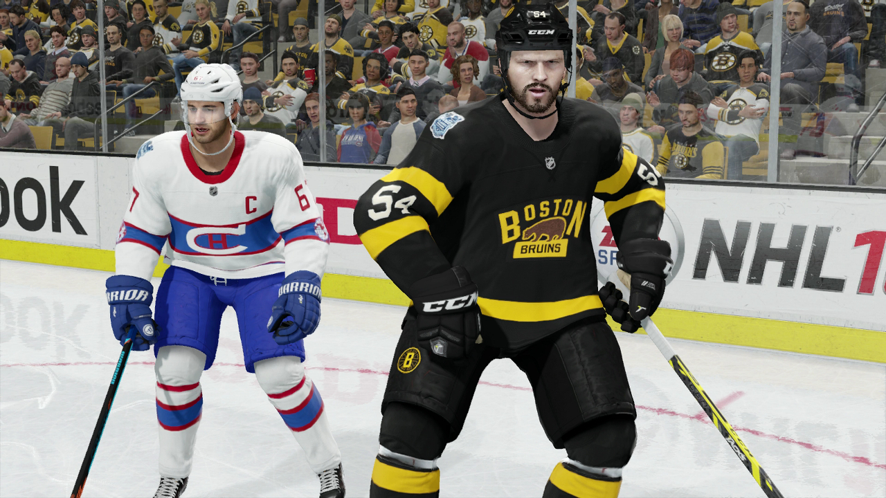 NHL 16 Winter Classic Jerseys