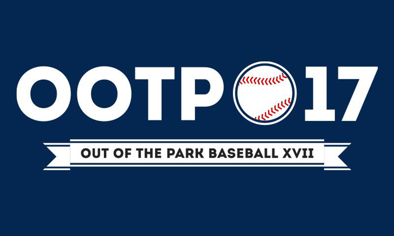 Out of the Park Baseball 17 logo