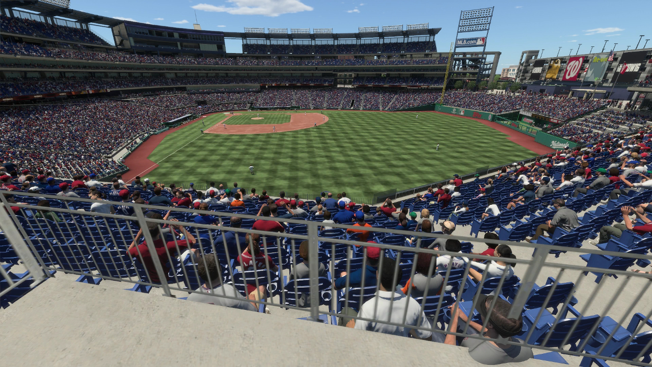 MLB The Show 16 Nationals Park
