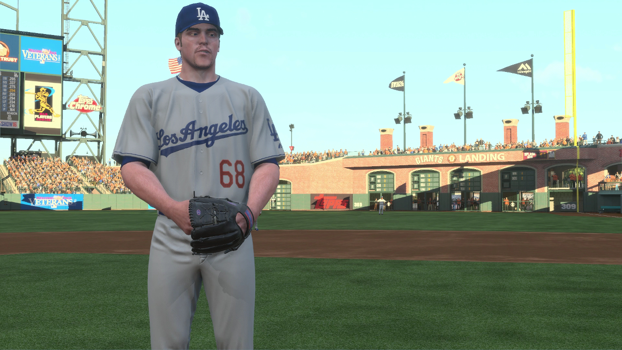 MLB The Show 16 Ross Stripling