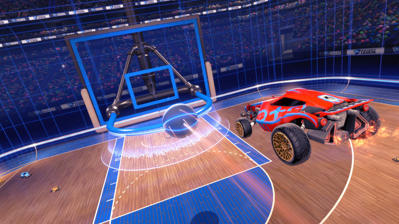 Rocket League Hoops to release on April 26 - pastapadre.com