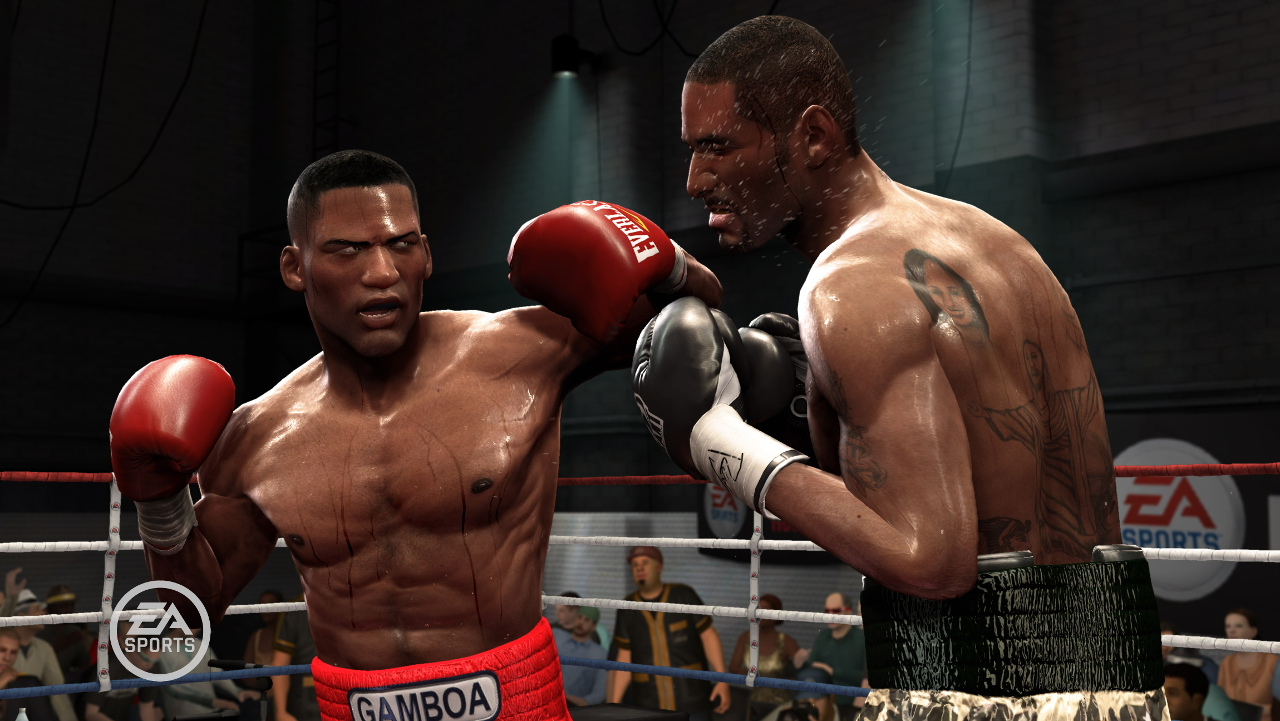 Fight Night Round 4 Xbox One backwards compatible