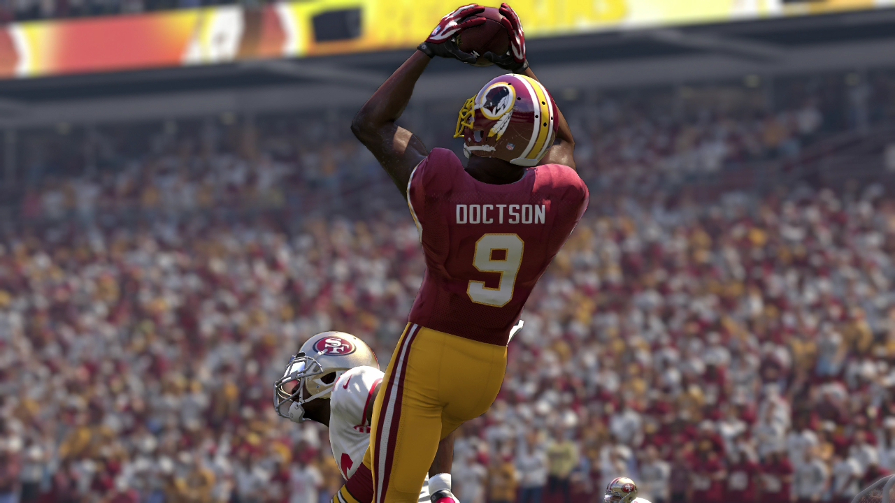 Madden NFL 16 Josh Doctson Washington Redskins