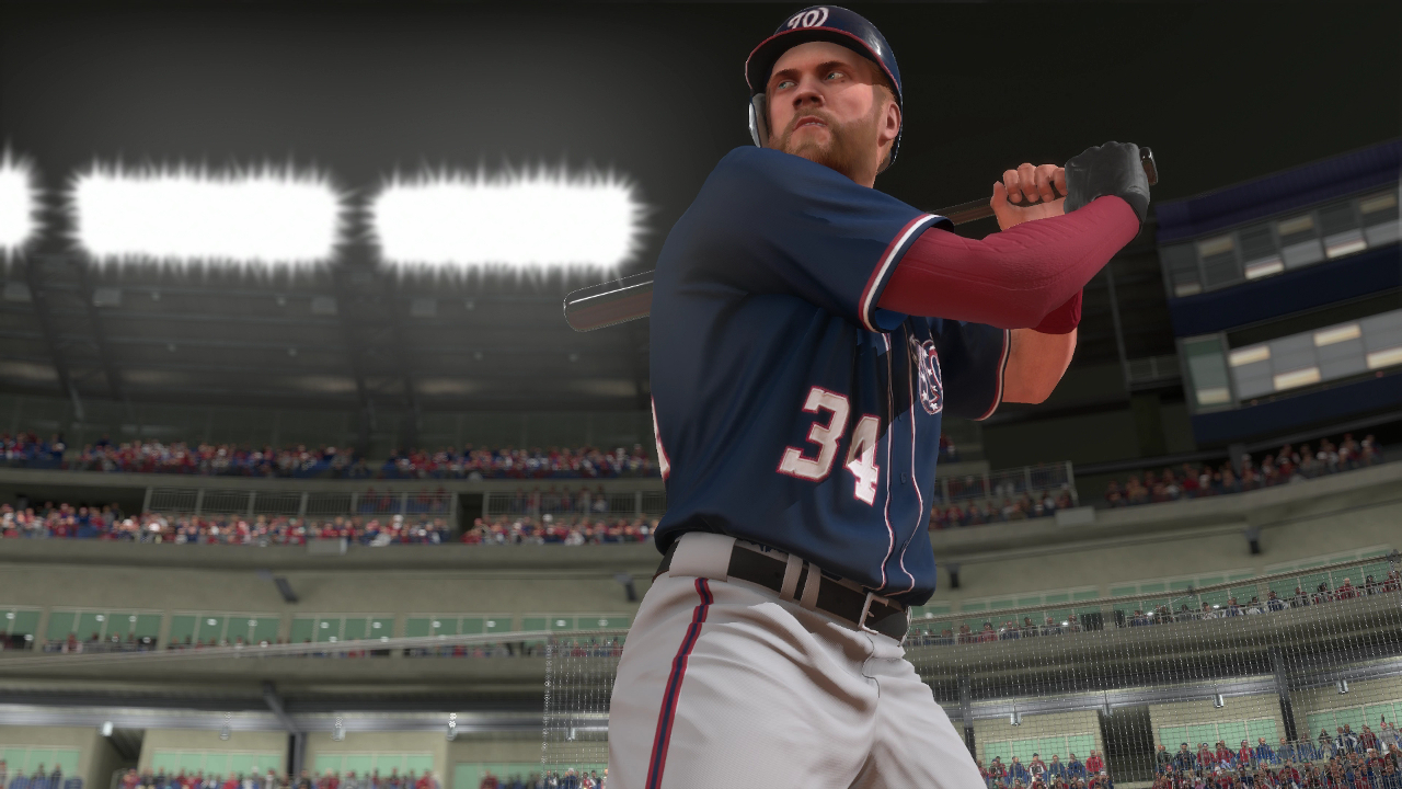 MLB The Show 16 Bryce Harper