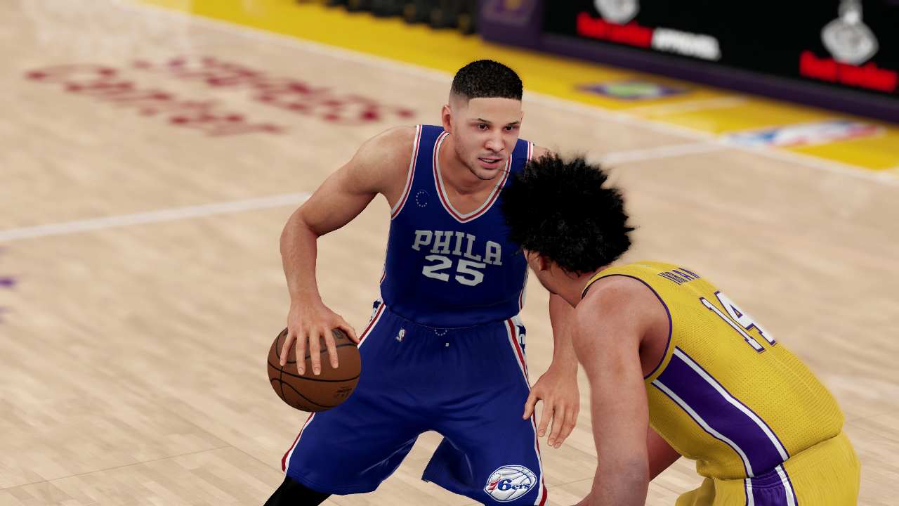 b6948c0ee1f4 Play with an updated roster that includes the rookies in NBA 2K16 ...