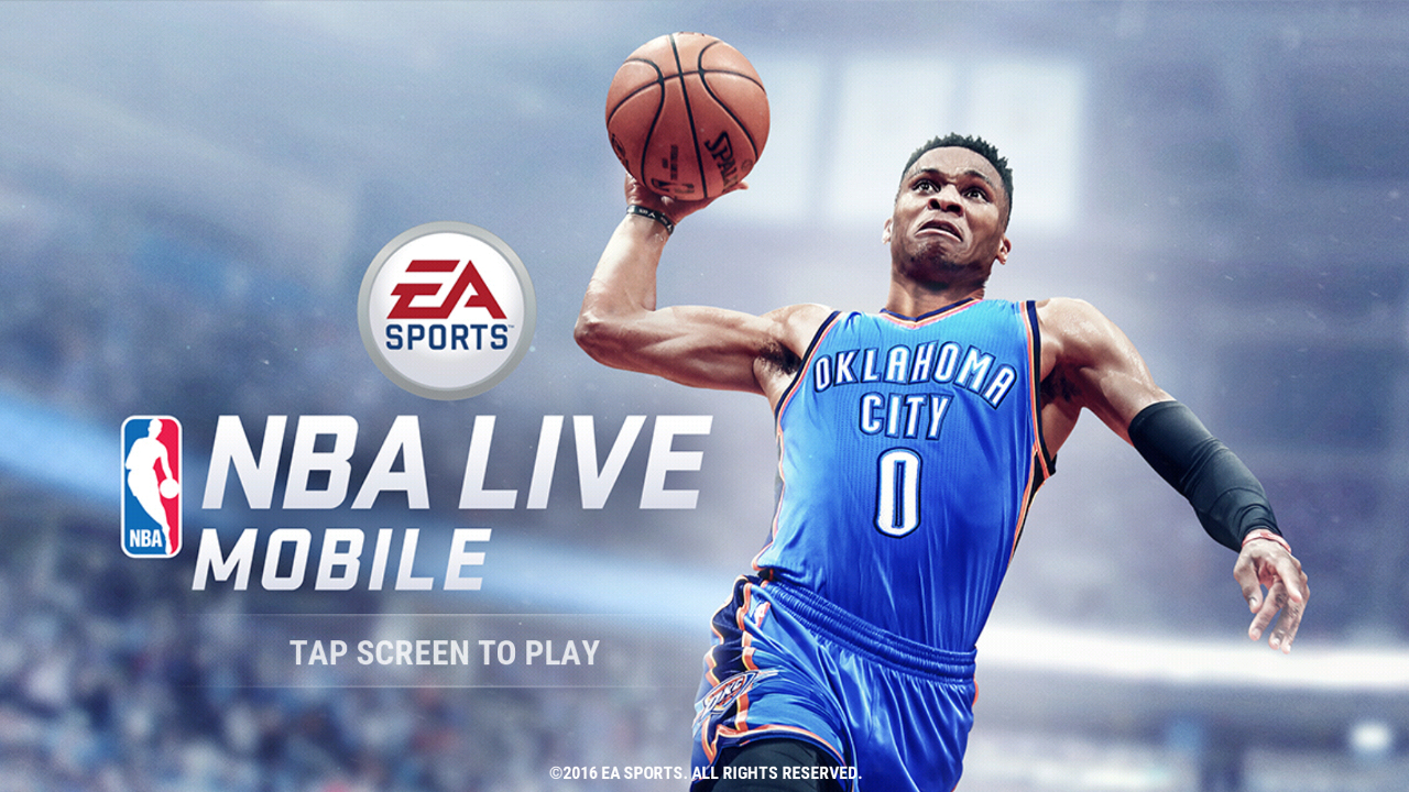 NBA Live Mobile Update