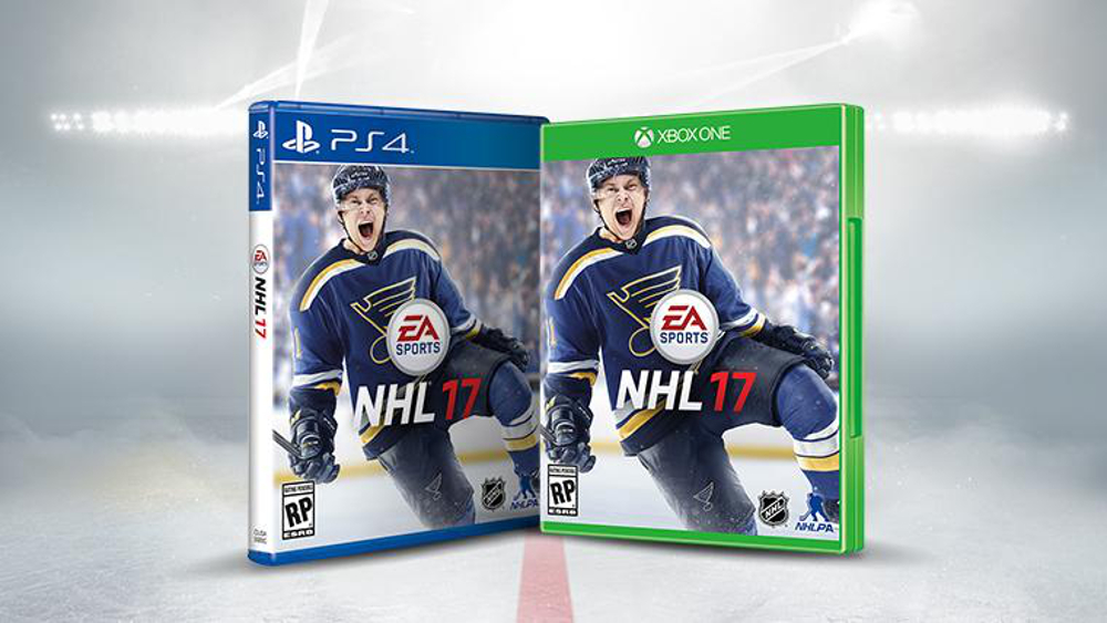 NHL 17 PS4 Xbox One Vladimir Tarasenko