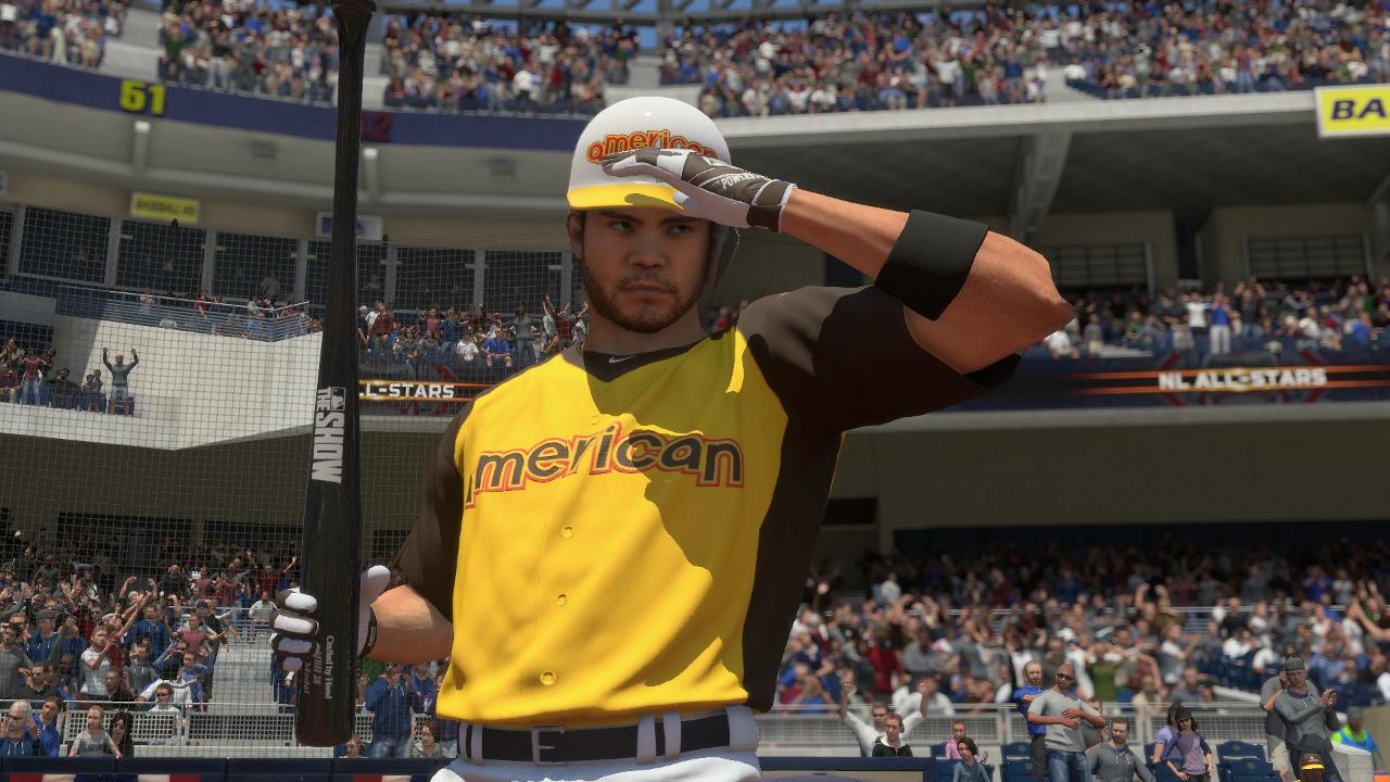 MLB The Show 16 Jose Altuve All-Star