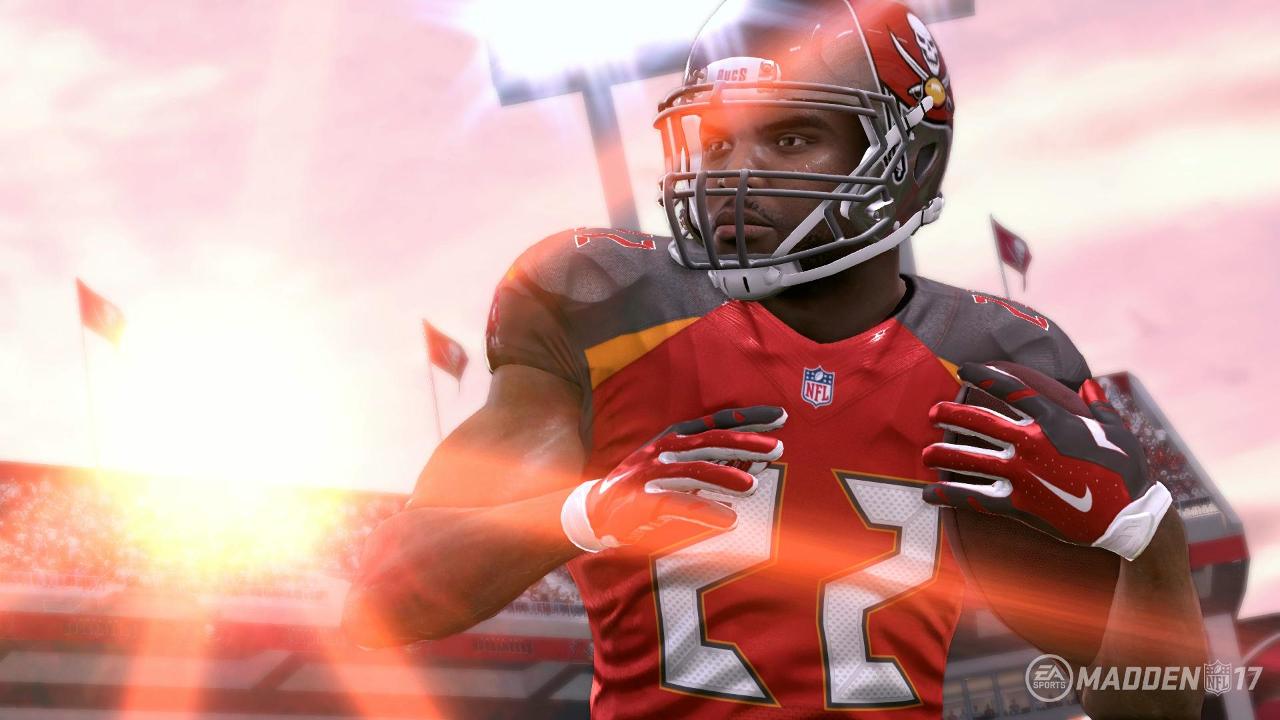 Madden NFL 17 Doug Martin