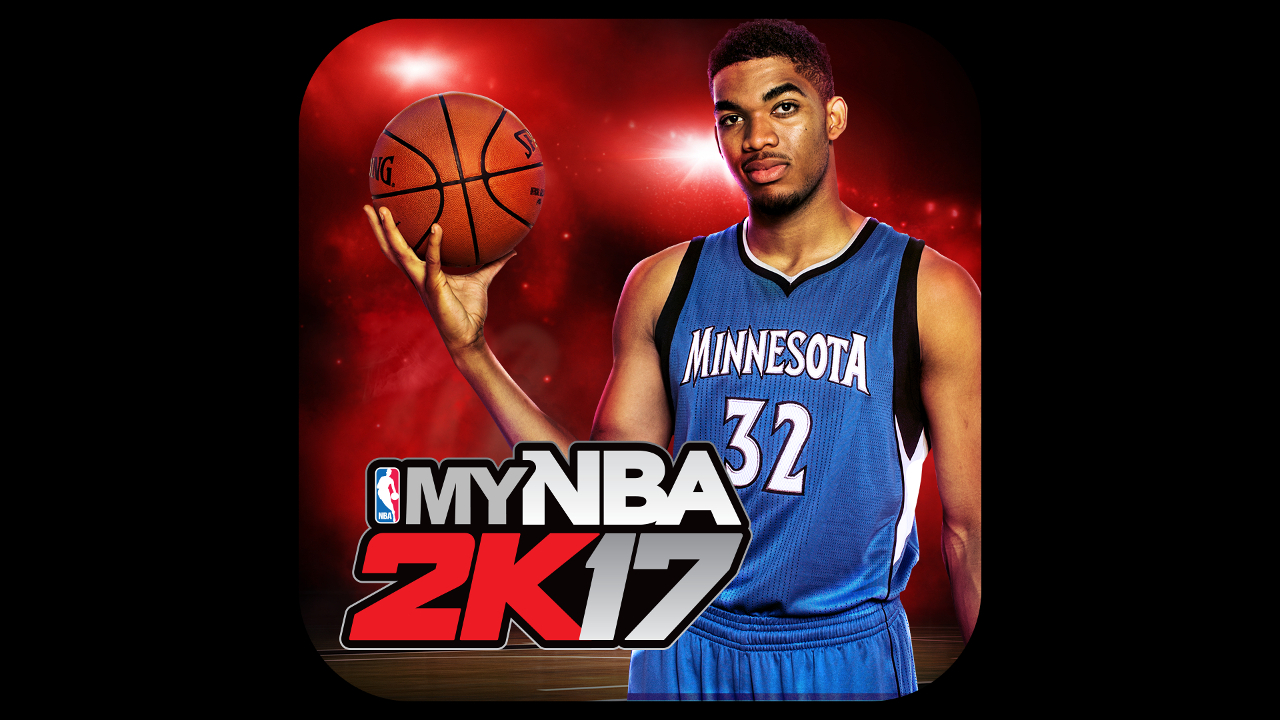 MyNBA2K17 NBA 2K17 mobile companion app