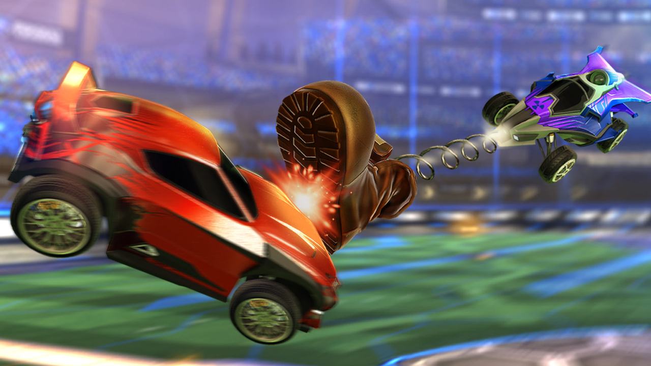 Rocket League Rumble Update