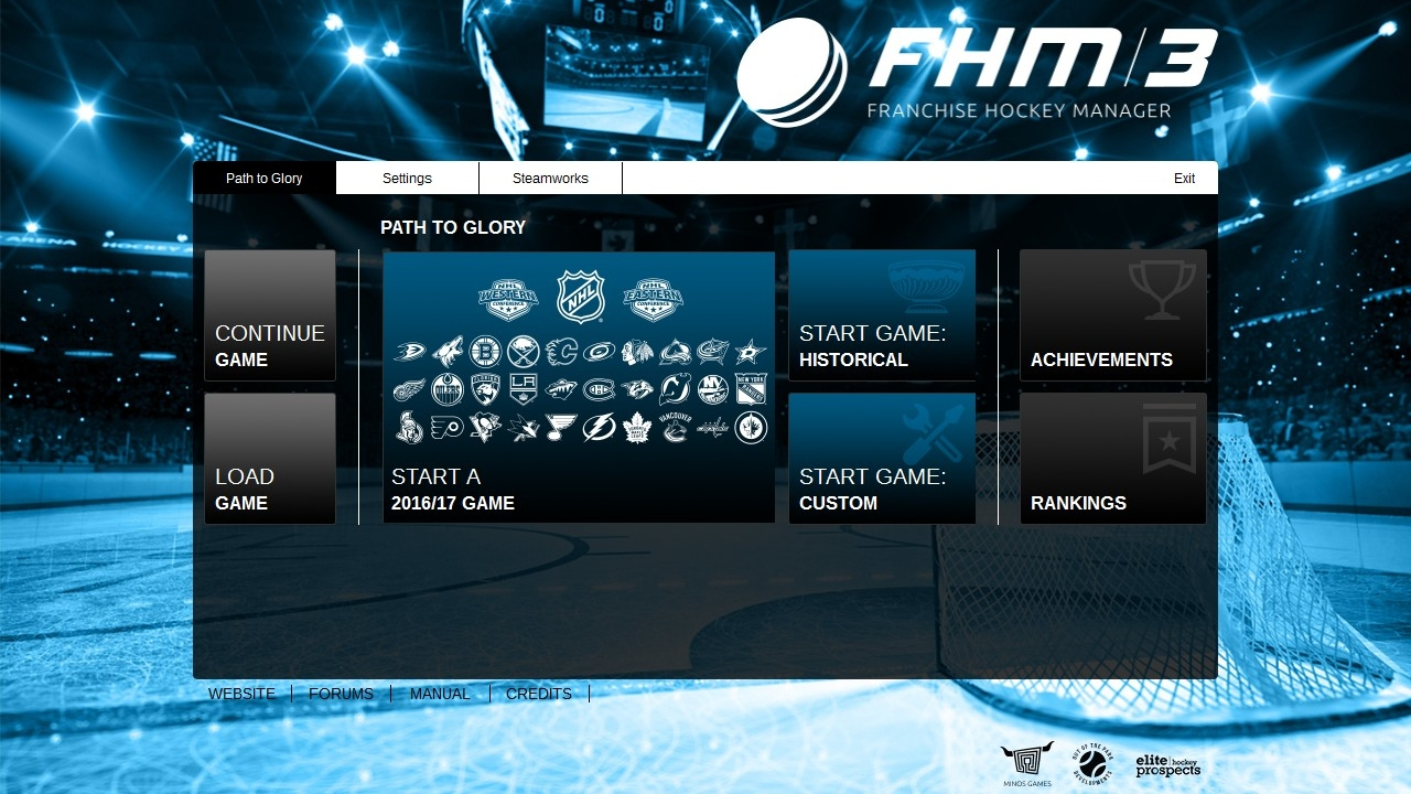 Franchise Hockey Manager 3 on Steam