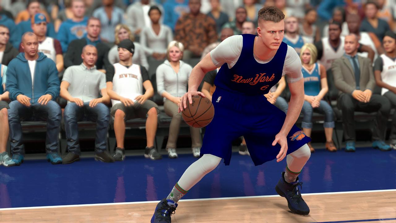 9dbabc808 Christmas uniforms added to NBA 2K17