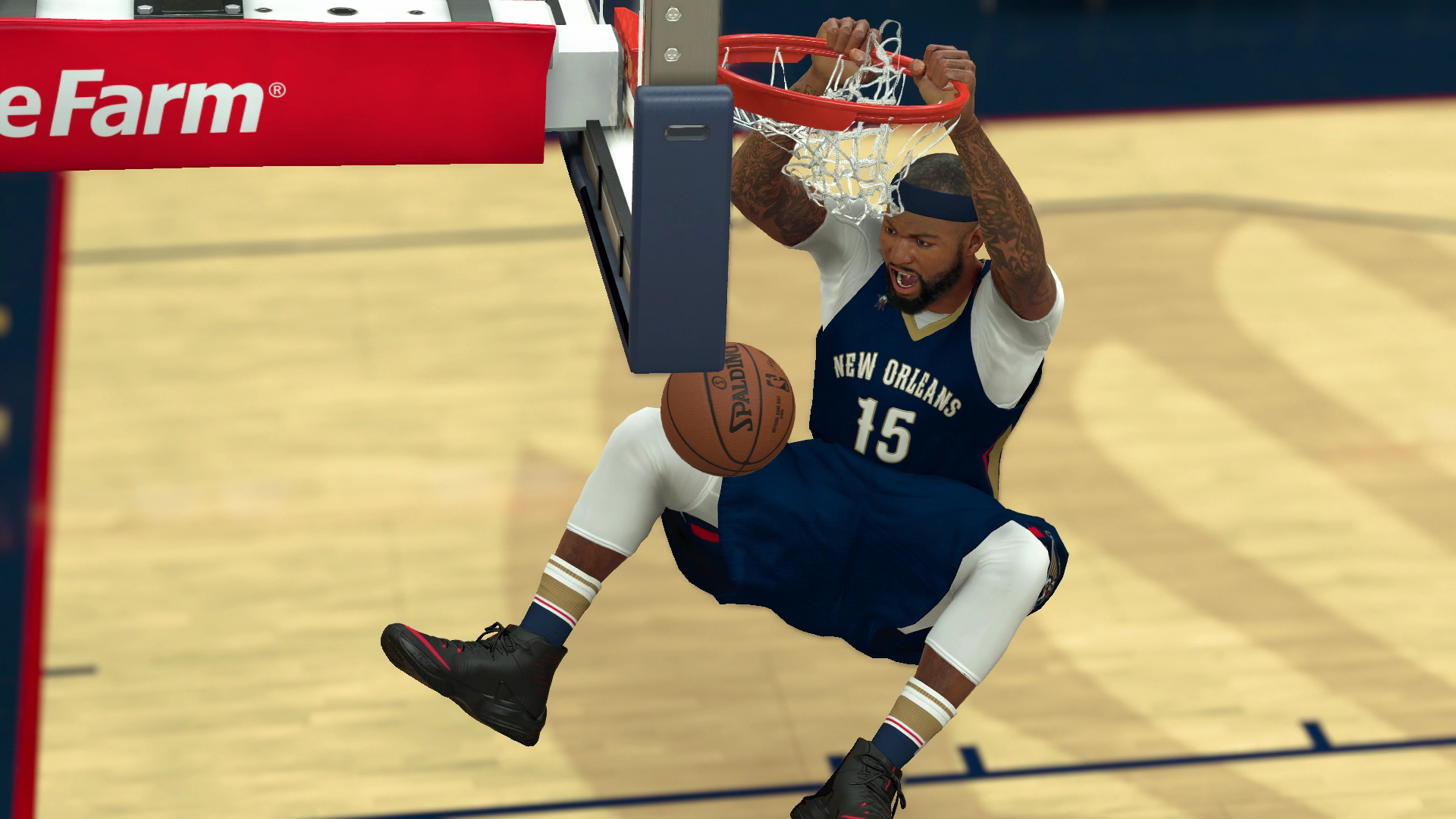 DeMarcus Cousins trade shakes up NBA 2K17 | pastapadre.com