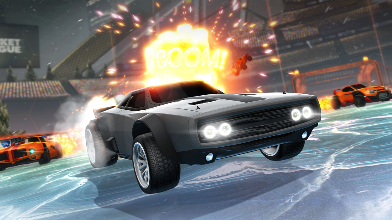 Check Out This Trailer For ROCKET LEAGUE - FAST & FURIOUS DLC