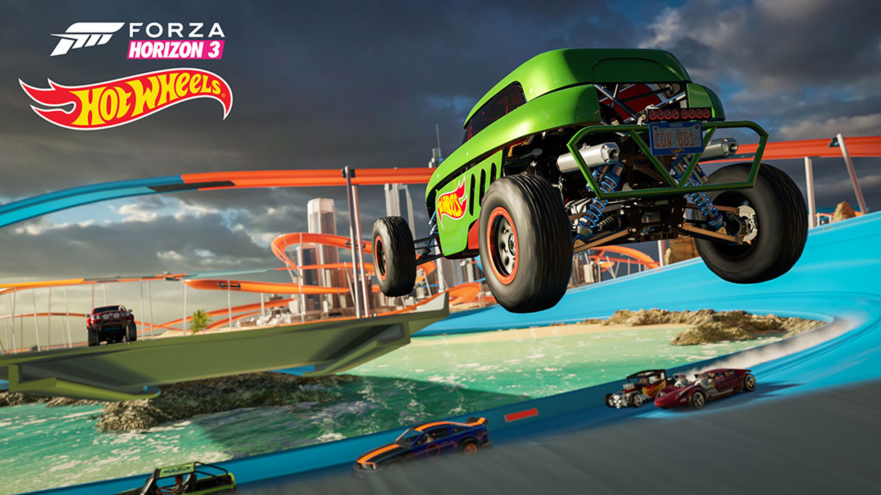 next forza horizon 3 expansion is hot wheels. Black Bedroom Furniture Sets. Home Design Ideas