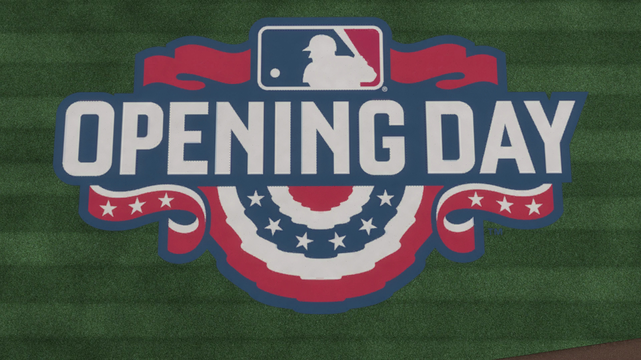 Opening Day for MLB