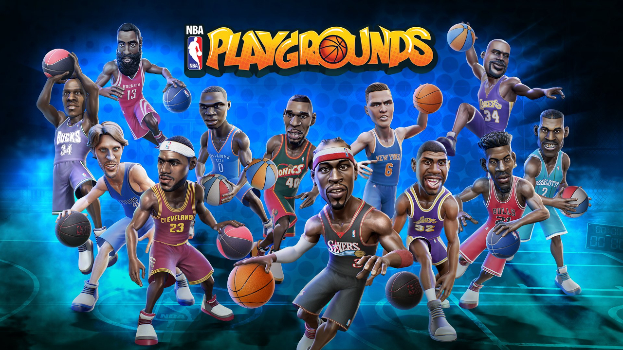 All the players already confirmed for the NBA Playgrounds ...