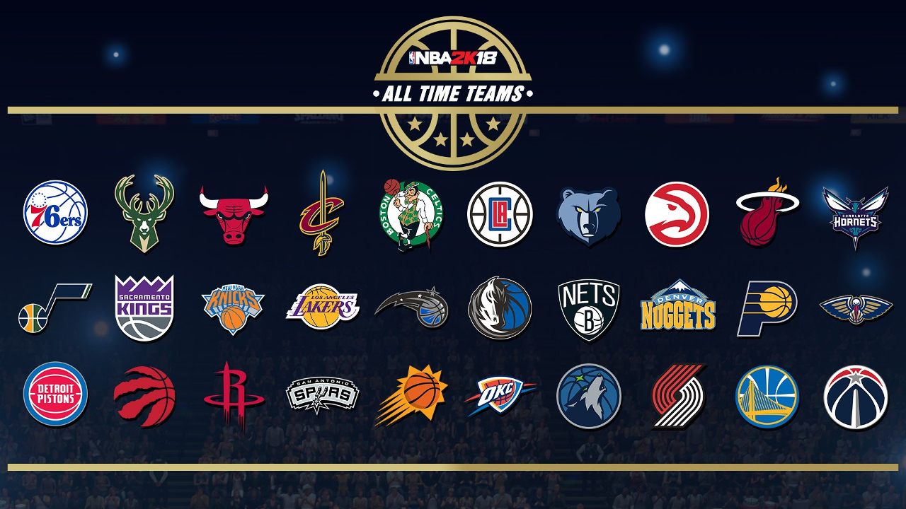 All-Time teams and many more classic teams to debut in NBA ...