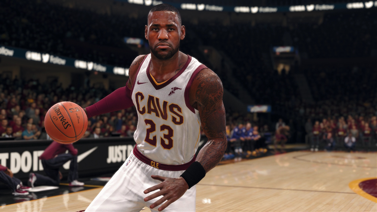 NBA Live 18 demo available now | pastapadre.com