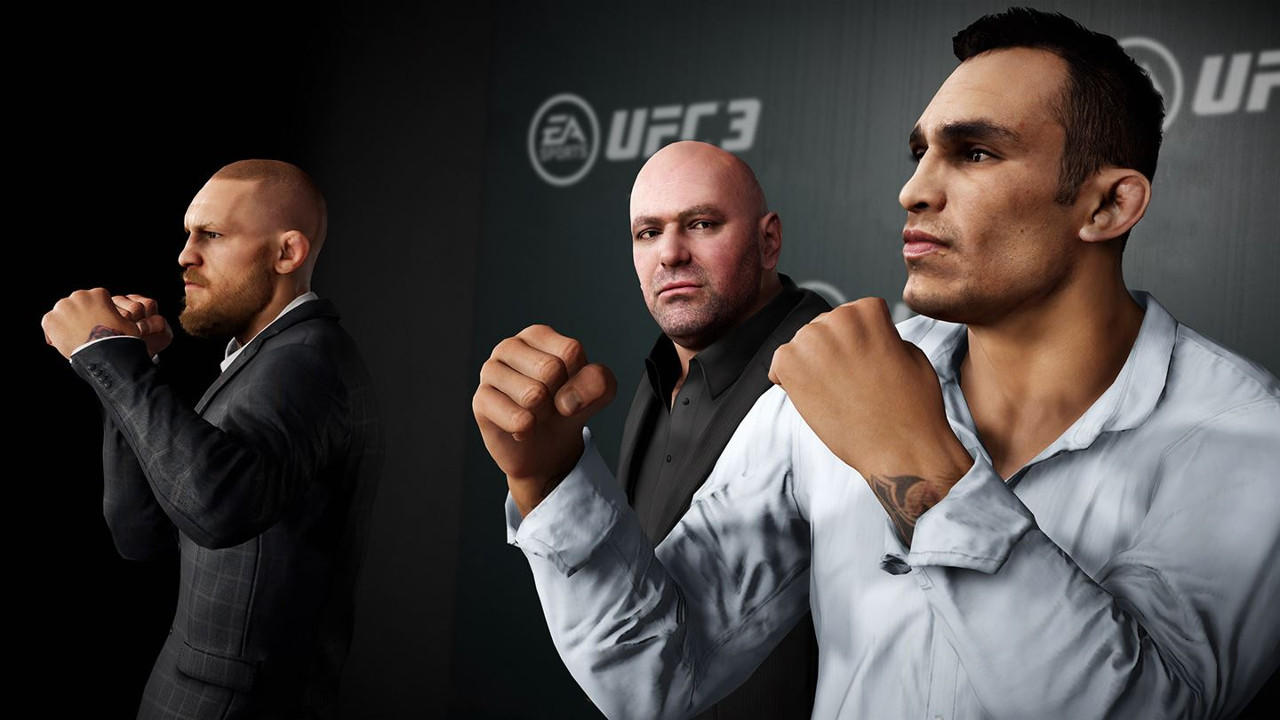 Image result for ufc 3 career mode