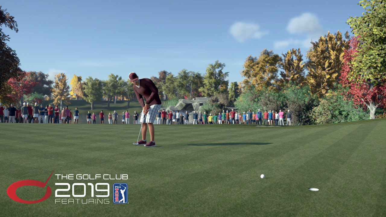 The Golf Club 2019 now free with Gold sub on Xbox One | pastapadre com