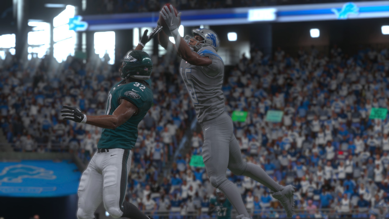 bf29f5f61d5 While the day-one patch for Madden NFL 19 addressed feedback coming out of  the series  first ever beta