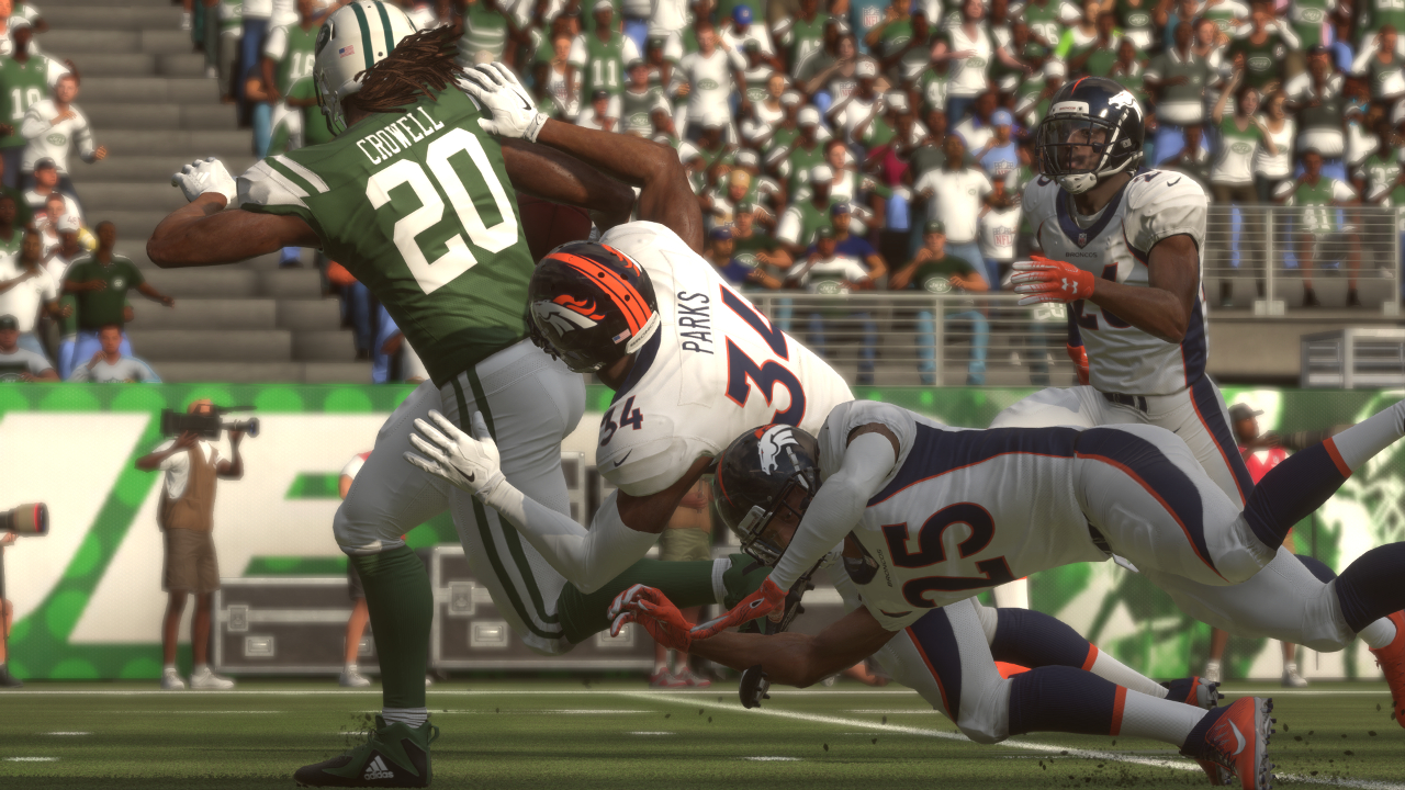 Madden NFL 19 roster update details following week five of the