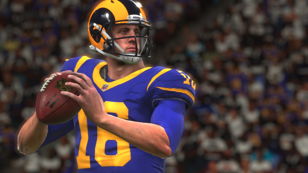 Madden NFL 19 patch includes the first ever post-release