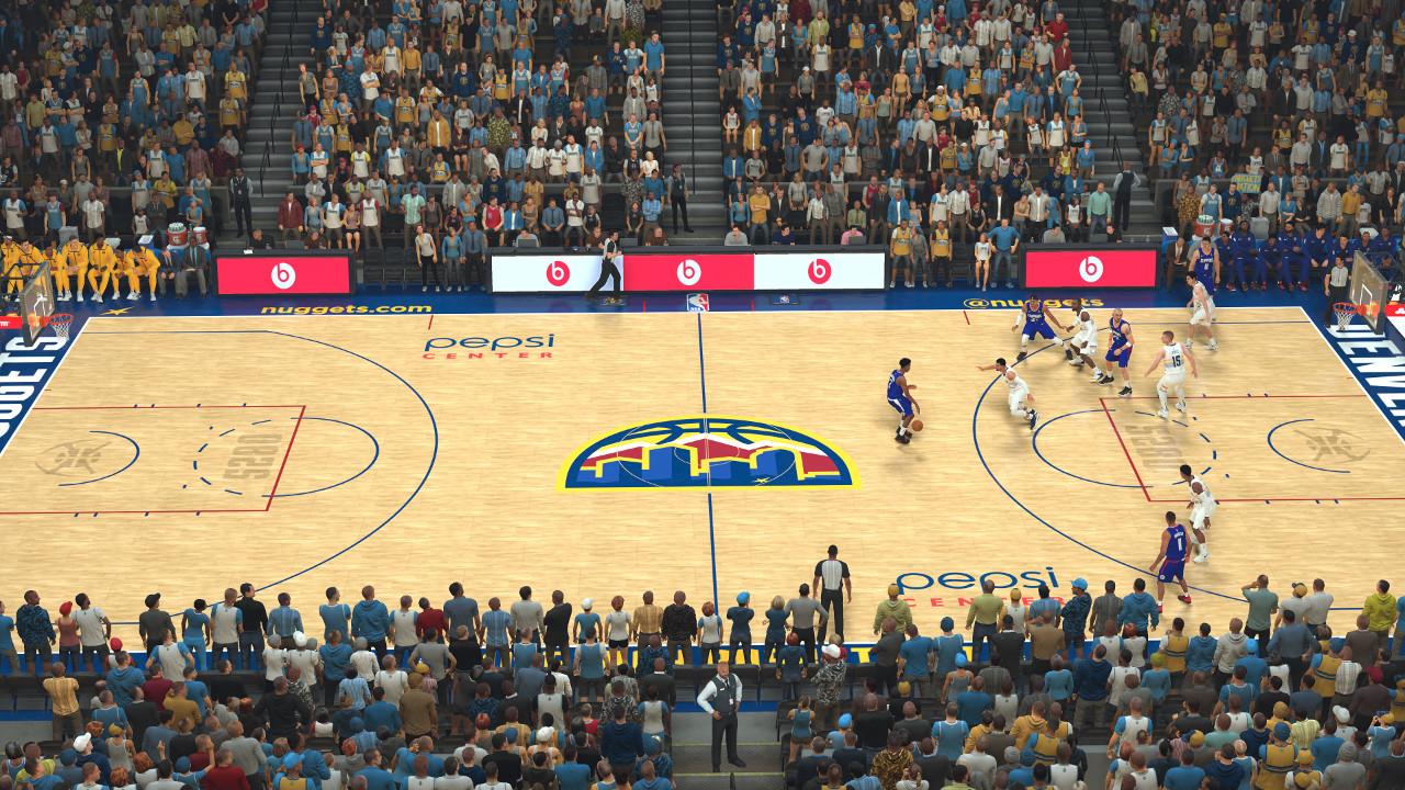 Alternate 'City' courts added to NBA 2K19 | pastapadre com