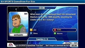 EA GameShow fun size