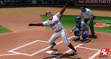 MLB 2K8 Byrnes