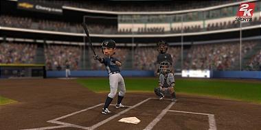 MLB 2K8 Big Head Mode
