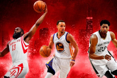 Play with an updated roster that includes the rookies in NBA
