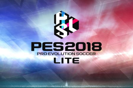 Limited free-to-play version of Pro Evolution Soccer 2018