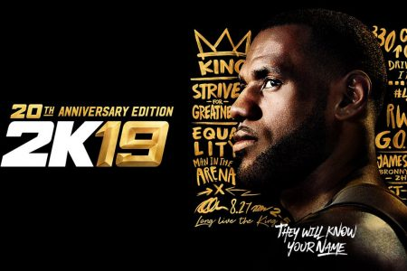 New patch for NBA 2K19 should push new jerseys into ongoing modes