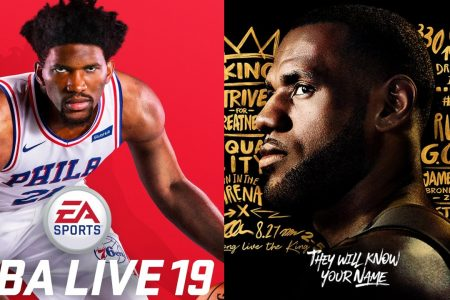 Recent Reviews: FIFA 19, PES 2019, NBA 2K19, NBA Live 19